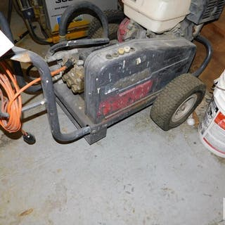 Pressure Washer powered by 11hp Honda Engine – Current sales