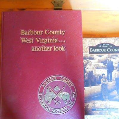 Barbour C. books