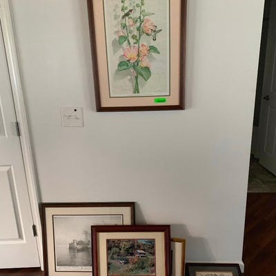 5 Art Prints