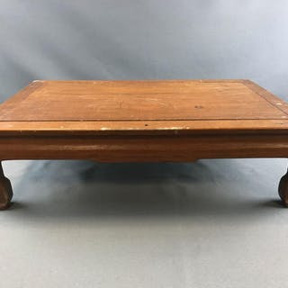 Small Vintage wooden table