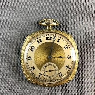 Dueber Hampden Pocket Watch