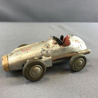 Vintage Schuco wind up Mercedes Micro Racer