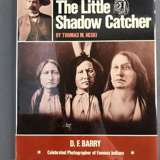 The Little Shadow Catcher by Thomas M Heski