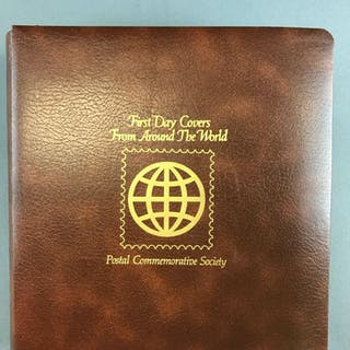 First day covers from around the world