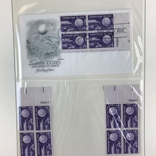 Binder of Stamps