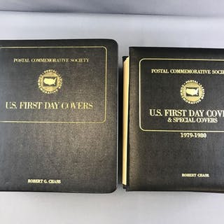 Group of 4 US First Day Covers