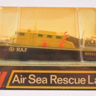 Dinky Toys No. 678 Air Sea Rescue Launch Die-Cast Boat with Original Packaging