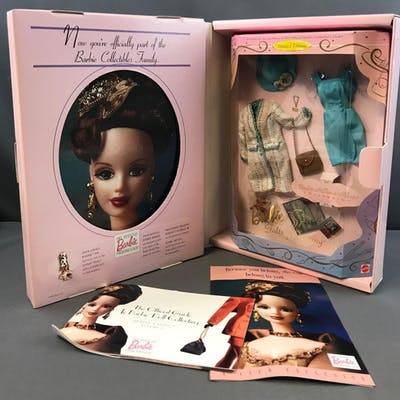 Official Barbie Collectors Club Membership Kit