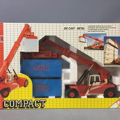 Joal PPM Super Stacker Compact Die-Cast Vehicle In Original Box