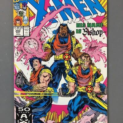 Marvel Comics X-Men No. 282 Comic