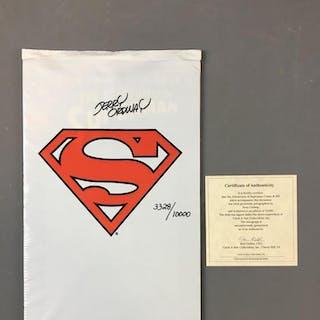 DC Comics Sealed Adventures of Superman No. 500 Comic Book with COA