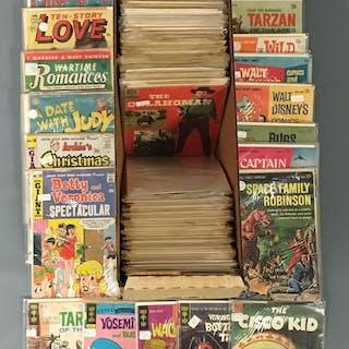 Group of 200+ Golden Key Comics