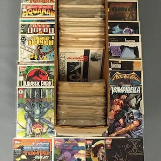 Group of 200+ Comic Books