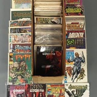 Group of 150+ Comic Books