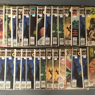 Group of 37 Marvel Magazines Conan The Barbarian Magizines