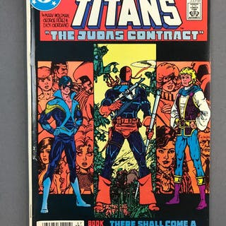 DC Comics Tales of the Teen Titans No. 44 Comic Book