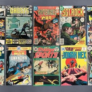 Group of 10 DC Comics Comic Books