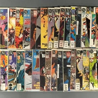 Group of 38 Miscellaneous DC Comics