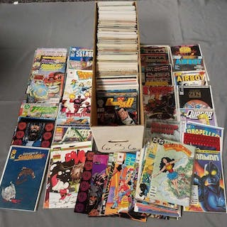 Group of approx 200 Comic Books