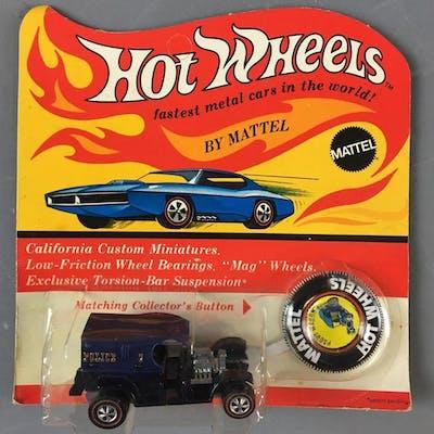 Hot Wheels Redline Paddy Wagon Die-Cast Vehicle In Original Package