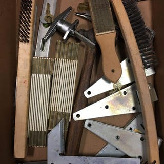 Group of Miscellaneous Tools