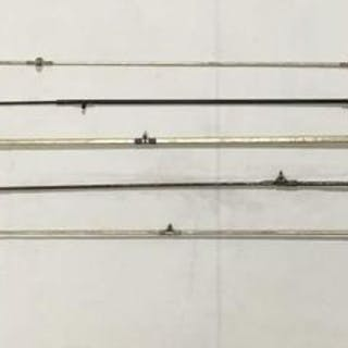 Group of 4 Vintage Fishing Rods
