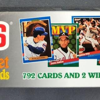 Donruss 1991 Baseball Cards
