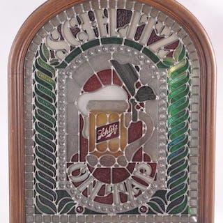 Vintage Schlitz Light Up Advertising Beer Sign