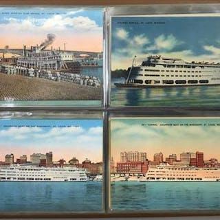 Postcards-St. Louis