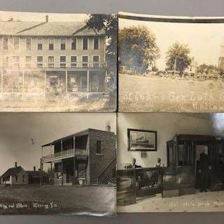 Postcards-North Central Illinois