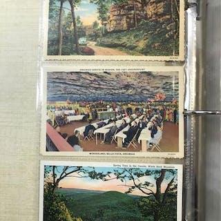 Postcards-Curt Teich