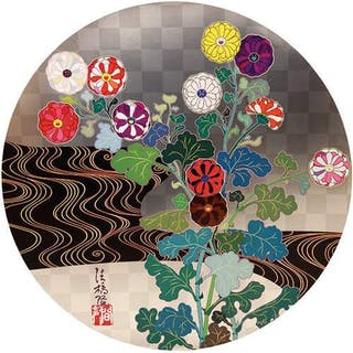 KANSEI:VOICE OF THE MOUNTAIN STREAM - TAKASHI MURAKAMI