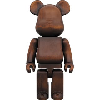 KARIMOKU MODERN FURNITURE 400% WOOD - BE@RBRICK