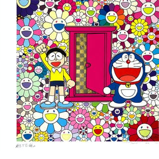 DORAEMON: WE CAME TO THE FIELD OF FLOWERS THROUGH ANYWHERE DOOR (DOKODEMO