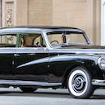 1953 Mercedes-Benz 300 Saloon  Chassis no. 300R186.0110 1707/53