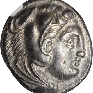 MACEDON. Kingdom of Macedon. Alexander III (the Great), 336-323 B.C.
