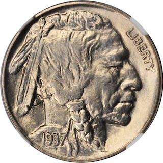 Lot of (2) Denver Mint Buffalo Nickels. MS-66 (NGC).