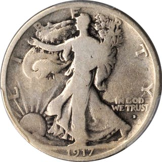 Lot of (2) Walking Liberty Half Dollars. (PCGS).