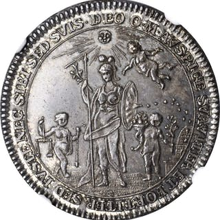 GERMANY. Speyer. 1/2 Taler, 1770-AS. Damian August Philipp Karl von