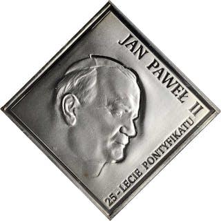 POLAND. Silver Commemorative 20 Zlotych (3 Pieces), 2003 & 2004. All