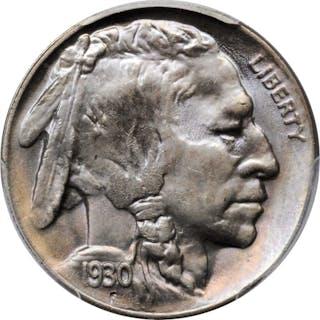 1930-S Buffalo Nickel. MS-66 (PCGS). CAC.