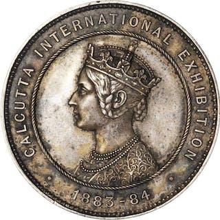 INDIA. Victorian-Era Medals (2 Pieces).