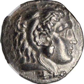 MACEDON. Kingdom of Macedon. Philip III, 323-317 B.C. AR Tetradrachm
