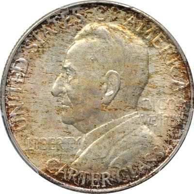 1936 Lynchburg, Virginia Sesquicentennial. MS-67 (PCGS).