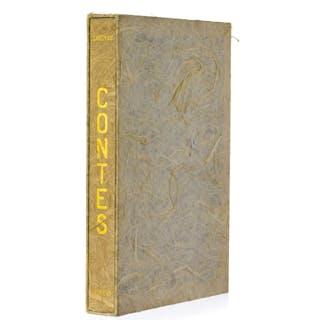 LAURENS. SAROYAN. Contes. 1 vol. in-4° en ff. sous emboîtage