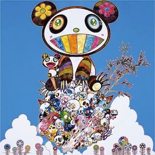 Panda Family - Happiness - Takashi Murakami