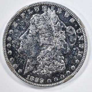 1899 MORGAN DOLLAR AU POLISHED
