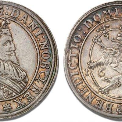 Speciedaler 1628, Christiania, NMD 27B, H 1, S 15, Dav. 3529