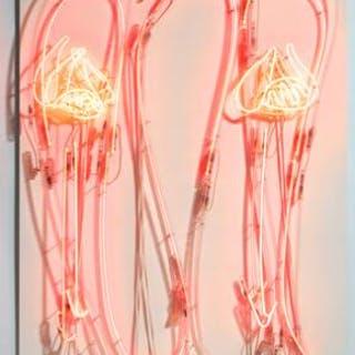 """Erik A. Frandsen: """"Heart Beat / Body Drawing"""""""