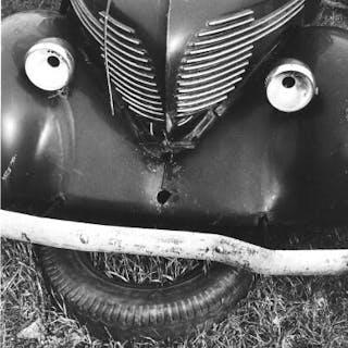 """Keld Helmer-Petersen: 10 original vintage photographs from the series """"Fjæs"""""""